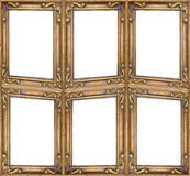 Crazy Picture Frame royalty free stock photography
