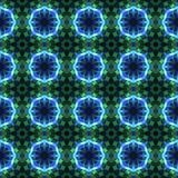 Crazy seamless pattern Stock Image