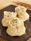 Crazy for Siu Mai Stock Images