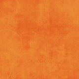 Crazy Summer Orange Solid Textured Background Stock Photography