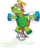 Crazy tortoise Stock Photography