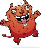Crazy Ugly Devil Stock Images