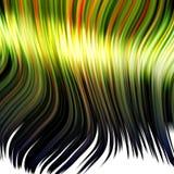 Crazy wig Stock Photo