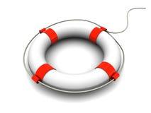 Círculo del rescate Fotos de archivo libres de regalías