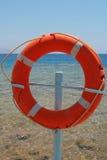 Círculo do salvamento Foto de Stock