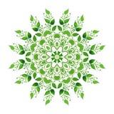 Círculo ornament Foto de archivo libre de regalías