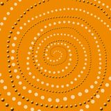 Círculos de cor Imagens de Stock