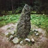 Círculos de pedra Fotografia de Stock Royalty Free