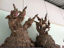 Crea del budista para el agente de la serpiente de la adoración de Buda Imágenes de archivo libres de regalías