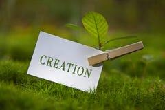creación Imagen de archivo libre de regalías