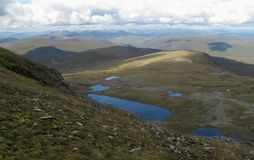 Creag Meagaidh National Nature Reserve Stock Photography