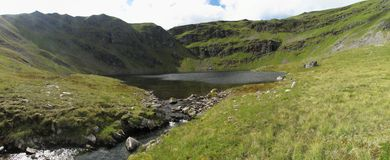 Creag Meagaidh National Nature Reserve Stock Photo