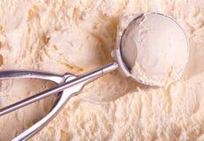 cream ваниль ветроуловителя льда Стоковые Изображения RF