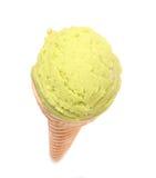 cream ваниль льда стоковое фото rf