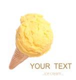 cream ваниль льда стоковые изображения