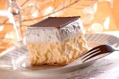 cream ваниль пудинга части печенья Стоковые Фотографии RF