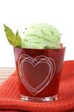cream вкусная мята льда Стоковая Фотография RF