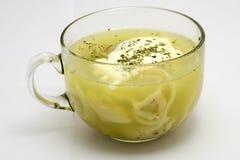 cream горячий ravioli Стоковая Фотография RF