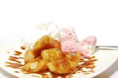 cream груши льда Стоковая Фотография RF