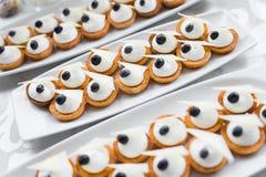 Cream десерт Стоковые Фотографии RF