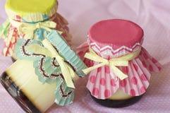 Cream карамелька Стоковые Изображения