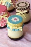 Cream карамелька Стоковые Изображения RF
