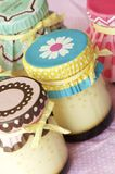 Cream карамелька Стоковое Фото