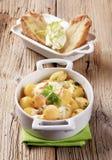 cream картошки прокишут Стоковое Фото