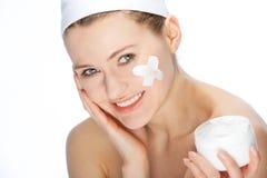 cream кожа Стоковое Изображение
