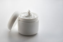 cream лосьон Стоковое Изображение RF