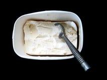cream льдед Стоковая Фотография