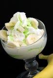 cream льдед стоковое изображение rf