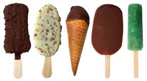 cream льдед Стоковые Изображения