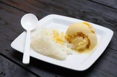 cream манго льда Стоковое Фото