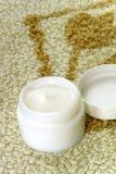 cream опарник Стоковые Изображения RF