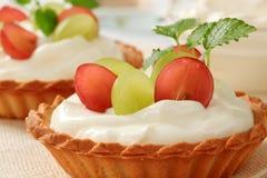 cream пироги Стоковые Изображения