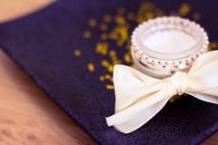cream роскошная moisturising спа продукта Стоковое Изображение