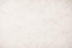 Cream серая бумага предпосылки в бежевом винтажном цвете, пергаментная бумага текстуры, абстрактный пастельный градиент золота с  Стоковое Изображение