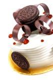 Cream серия 03 торта печений Стоковые Изображения