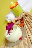 cream сторона moisturizing Стоковое фото RF