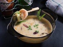 cream суп Стоковые Изображения