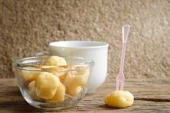 Cream слойки Стоковая Фотография RF