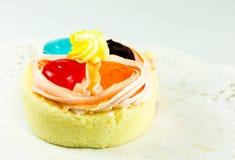 Cream торты Стоковое Изображение