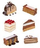 Cream торт Стоковые Изображения