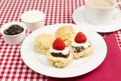 Cream чай Стоковые Фотографии RF
