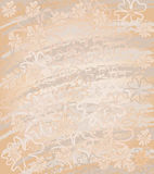Cream background Royalty Free Stock Image