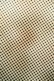 Cream and Black Dots Stock Photography