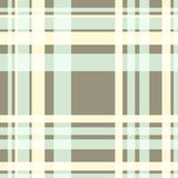 Cream blue and grey striped plaid pattern background. Cream blue and grey striped plaid pattern striped background Stock Photo
