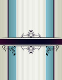 Cream blue purple background 1 Royalty Free Stock Photo