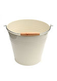 Cream bucket Royalty Free Stock Photography